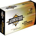 Armscor Ammo 223 Rem 62Gr Full Metal Jacket 20 1000 FAC223-8N