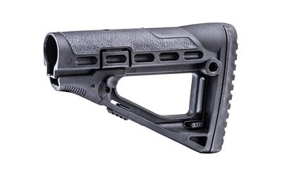 CAA AR15 SKELETONIZED STK BLK