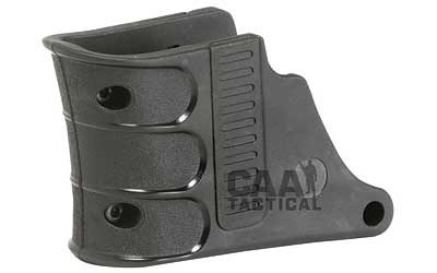 CAA MAGAZINE WELL GRIP NO RAIL BLK