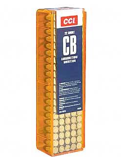 CCI/Speer CB 22S 29Gr Lead Round Nose 100 5000 26