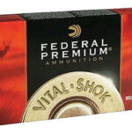 Federal Vital-Shok 243WIN 100Gr Boat tail Soft Point 20 200 P243C