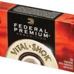 Federal Vital-Shok 270 Win 130Gr Nosler Ballistic Tip Ballistic Tip 20 200 P270F