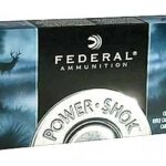Federal PowerShok 6MM Rem 100Gr Soft Point 20 200 6B