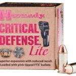 Hornady Critical Defense Lite 9MM 100Gr FlexTip 25 250 90240