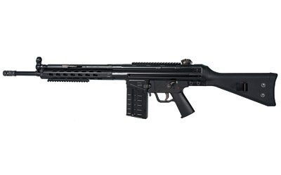 "PTR 91 CR 308WIN 18"" 10RD FXD BLK"