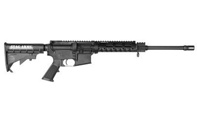 "STAG STAG-15 M9 9MM 16"" W/DH RAIL"