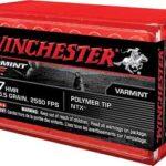 Winchester Varmint LF Rimfire 17HMR 15.5Gr NTX Lead Free 50 1000 S17HMR1LF