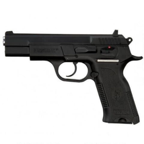"EAA SAR B6P Sarsilmaz Semi Automatic Pistol 9mm Luger 4.5"" Barrel 16 Rounds Polymer Black 400422"
