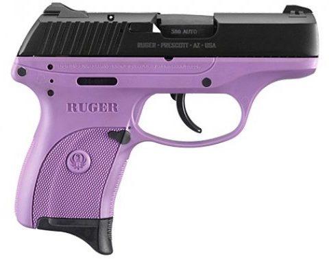 ruger 3225 purple