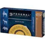 Federal Power-Shok Copper .300 Blackout Ammunition 20 Rounds 120 Grain LF Copper HP 2100fps