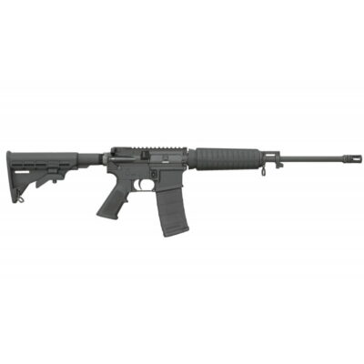 "Bushmaster XM-15 QRC .223/5.56 AR-15 30rd 16"" Optics Ready Rifle 91048"