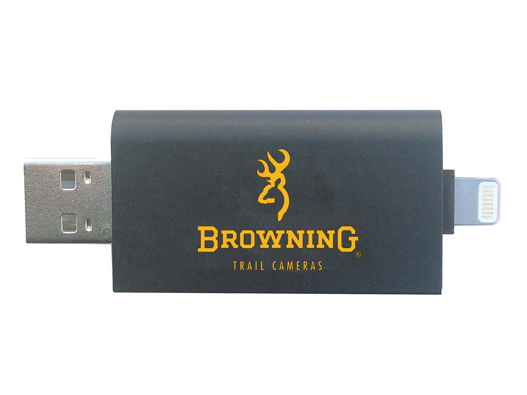 Browning Game Camera SD Card Reader for IOS Devices | Click-Click-Boom
