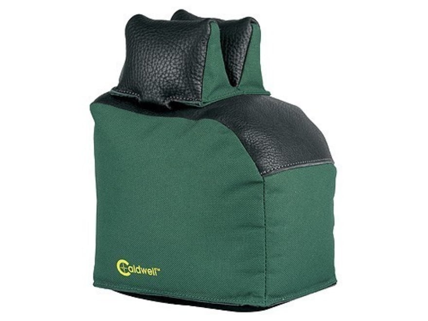 Caldwell Universal Deluxe Shoulder Saver Magnum Rear Shooting Rest Bag Nylon And Leather Filled