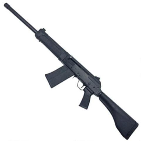 Del-Ton Sport Mod 2 AR-15 Semi Auto Rifle 5.56mm NATO 16″ Barrel 30 Rounds 6 Position Stock Black