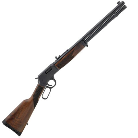 """Henry Big Boy Steel Lever Action Rifle .45 LC 20"""" Barrel 10 Rounds Walnut Stock Blued H012C"""
