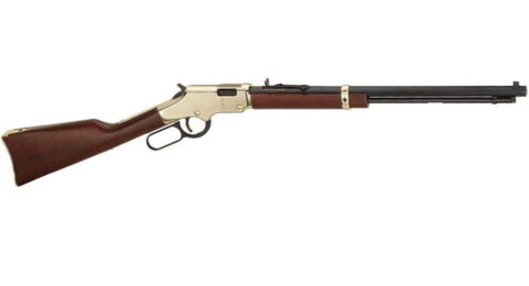 Henry Golden Boy .17 HMR Lever Action Rifle