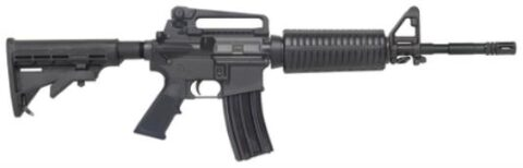 DPMS AP4 Panther Carbine 5.56/223 16 Barrel A3 Detahable Handle M4 Barrel 30 Rd Mag