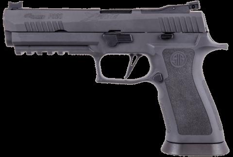 Sig Sauer P320 XFive Legion Grey 9mm 5-inch 17Rds 320X5LEGIONR2