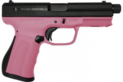 """FMK Firearms FMK 9C1 G2 PLUS 9MM 4.5"""" 14RD SEMI PNK"""