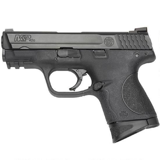 "S&W M&P Compact Semi Automatic Pistol .40 S&W 3.5"" Barrel 10 Round Capacity Polymer Grip Matte Black Finish 109303"