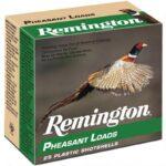 Remington Pheasant Loads 16 Gauge Ammunition 25
