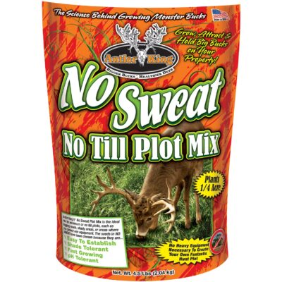 Antler King No Sweat No Till Plot Mix 4.5 lbs. 45NS