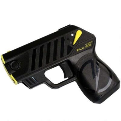 Taser Pulse Stun Gun Black/Yellow
