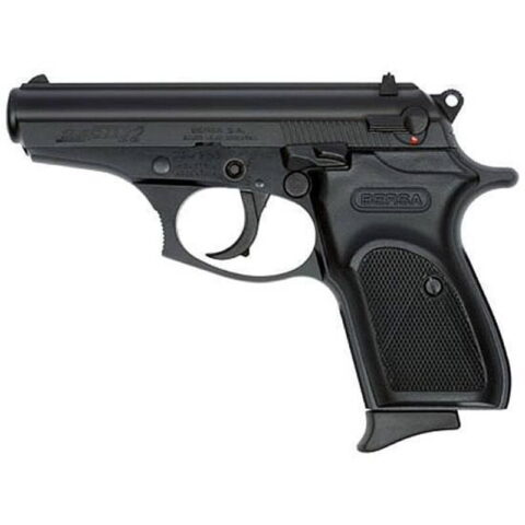 "Bersa Thunder Semi Auto Handgun .22 LR 3.5"" Barrel 10 Rounds Alloy Frame Polymer Grips Fixed Sights T22M"