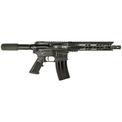 "Diamondback DB15PCB10 AR-15 Semi Auto Pistol 5.56 NATO 10.5"" Barrel 30 Rounds 9"" Keymod Rail A2 Pistol Grip Black Finish"