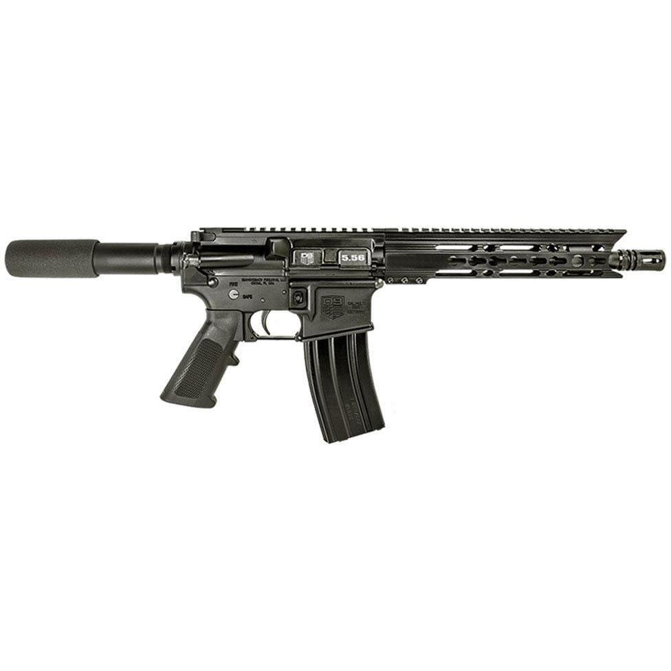 "Diamondback DB15PCB10 AR-15 Semi Auto Pistol 5.56 NATO 10.5"" Barrel 30 Rounds 9"" Keymod Rail A2 Pistol Grip Black Finish"