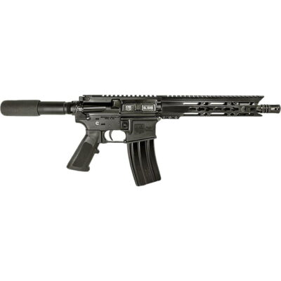 "Diamondback DB15PCB7 AR-15 Semi Auto Pistol 5.56 NATO 7"" Barrel 30 Rounds Polymer Pistol Grip Black Finish"