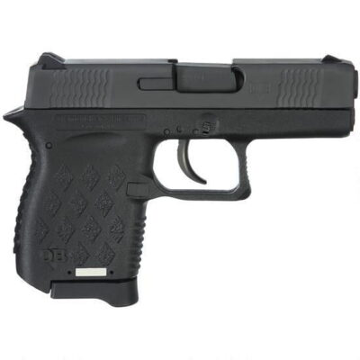 "Diamondback DB9 Semi Automatic Handgun 9mm Luger 2.80"" Barrel 6 Rounds Polymer Frame Matte Black DB9"