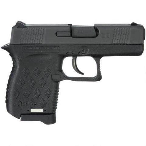 "Diamondback DB9 Semi Automatic Handgun 9mm Luger 2.80"" Barrel 6 Rounds Polymer Frame Matte Black DB9"