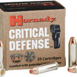 Hornady 32HR Mag 80 gr FTX Critical Defense 25/Box