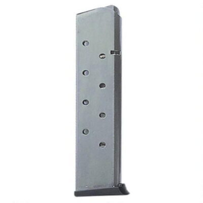 Springfield Armory Full Size 1911 10 Round Magazine .45 ACP Stainless Steel Natural Finish
