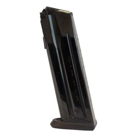 Beretta APX 15 Round Magazine Black Polymer Follower 9mm Luger Steel Matte Black