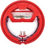 Real Avid Bore Boss .22 Caliber Single Pass Pull Through Bore Cleaner 32″ Cable 8.5″ Mop with Storage Handle