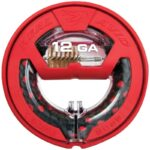 Real Avid Bore Boss 12 Gauge Single Pass Pull Through Bore Cleaner 32 in. Cable 10 in. Mop with Storage Handle