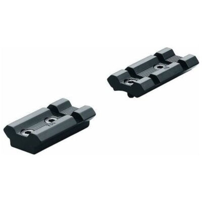 Leupold Rifleman Remington 700 2-Piece Weaver Base Aluminum Matte Black 55890