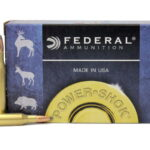 Federal Power-Shok .25-.06 Remington, SHCSP, 117 Grain, 20 Rounds