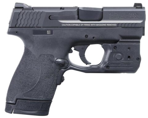 """Smith & Wesson M&P40 Shield .40S&W, 3.1"""", 2.0 LSRGRD 6/7R"""