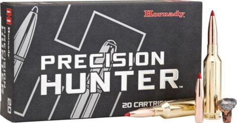Hornady Precision Hunter 6.5mm PRC 143 Grain ELD-X 20rd Box