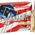 Hornady American Whitetail, 300 WSM, 165 Grain, InterLock, 20 Round Box 82204