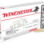 Winchester 350 Legend 145 gr FMJ USA 20/Box