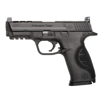 """S&W M&P Performance Center 9mm 4.25"""" Ported Barrel"""