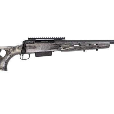 Savage 220 Slug 20 Gauge Specialty Shotgun with Black Laminate Stock and Black Barrel