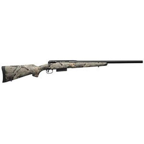 """Savage Model 220 F Bolt Action Slug Gun 20 Gauge 22"""" Barrel 2 Rounds Matte Camo Synthetic Stock Matte Blued Carbon Steel Barrel 18828"""