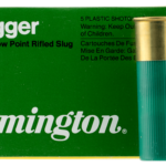 Remington 16 Gauge Slugger Ammunition Five Rounds 4/5 Ounce Rifled Slug 2.75""