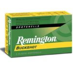 Remington Express 12 Ga 2.75″ 00 Buck 12 Pellets 5 Rounds