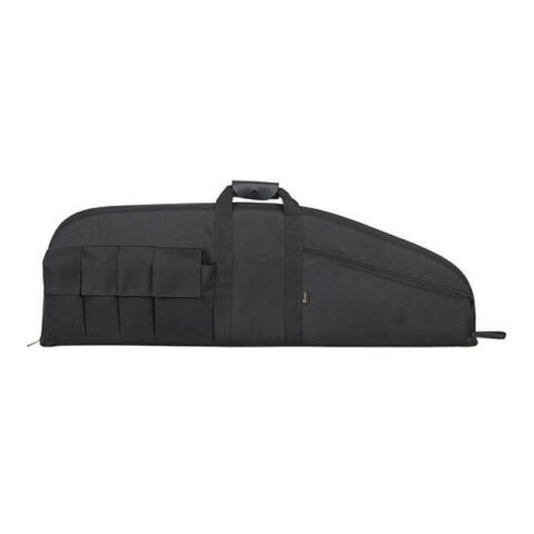 "Allen 46"" Tactical Rifle Case 6 Pockets Black Endura"